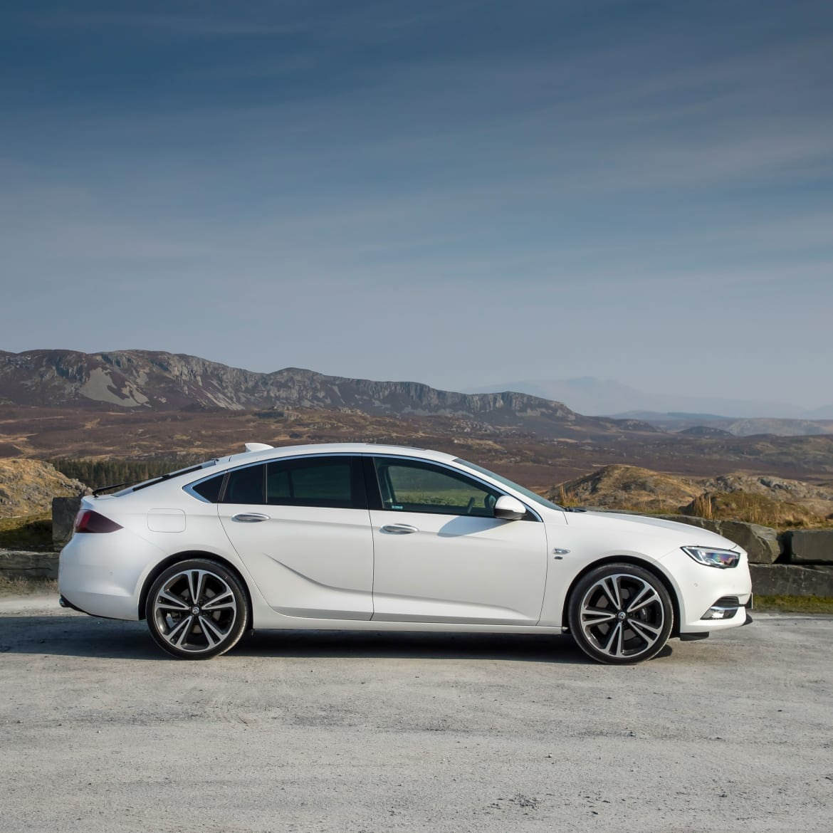 Insignia Grand Sport - a car you can depend on