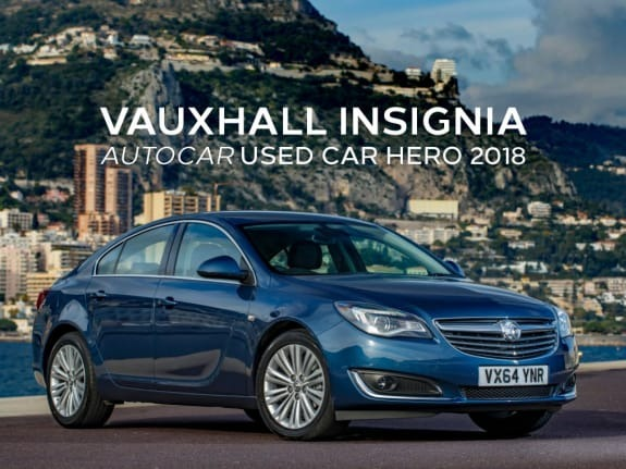 INSIGNIA IS AN AUTOCAR USED CAR HERO 2018